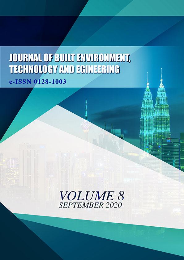 Cover JBETE Volume 8 Sept 2020